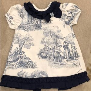 Formal baby girl dress